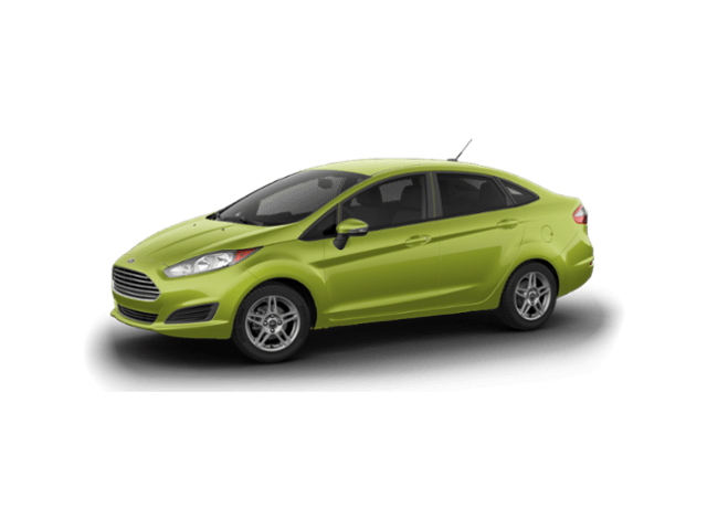New 2019 Ford Fiesta SE Sedan Independence, MO